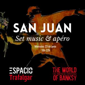 San Juan - BCN - Miercoles 23 de junio