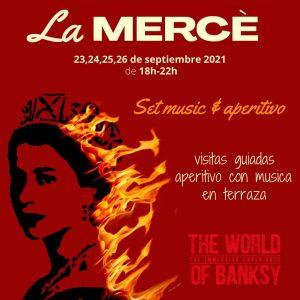 La Merce - The World of Banksy